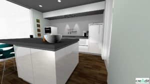 Keuken-eiland-3d-hoogglans-beton