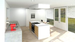 3d-keuken-hoogglans-eiland