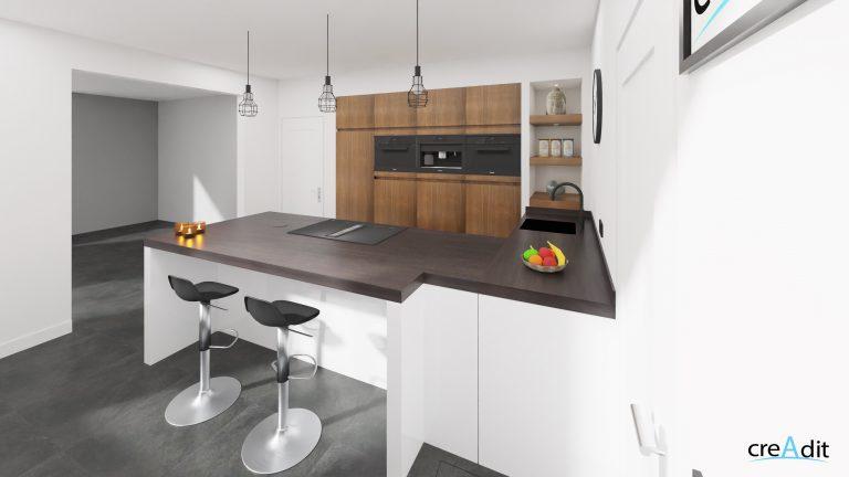 Keuken optie 3